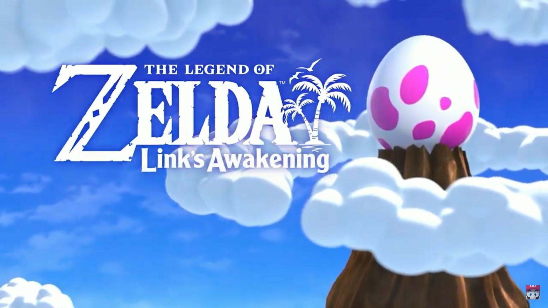 The Legend Of Zelda Links Awakening Arrives On The Switch On