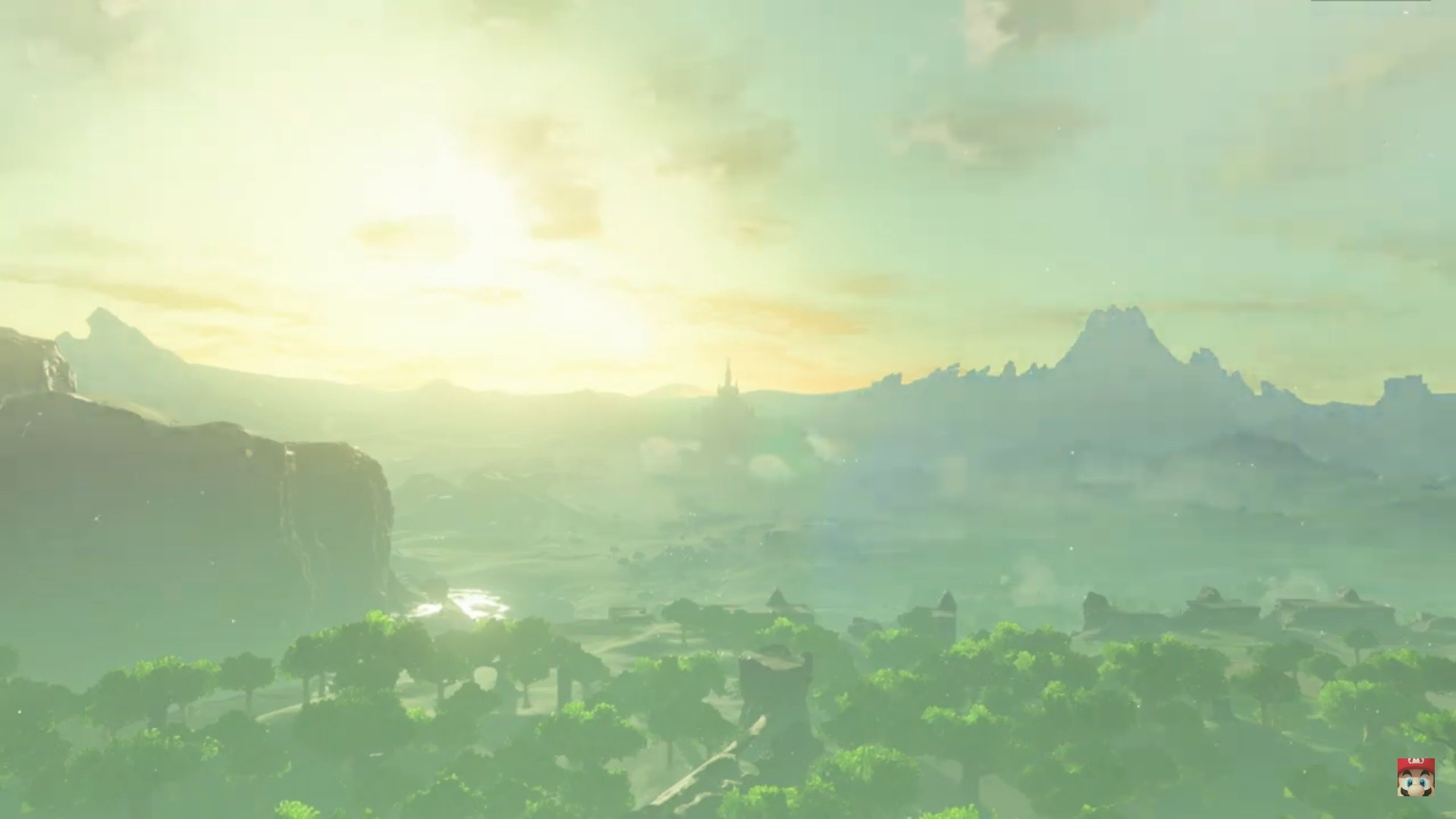 Nintendo Teases Sequel To The Legend Of Zelda Breath Of The Wild