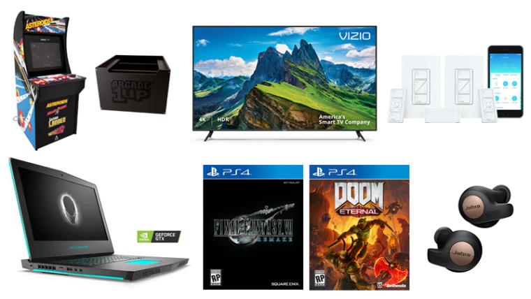 TechBargains: Up to 37% off Vizio 4K TVs, Arcade1UP cabinets + riser