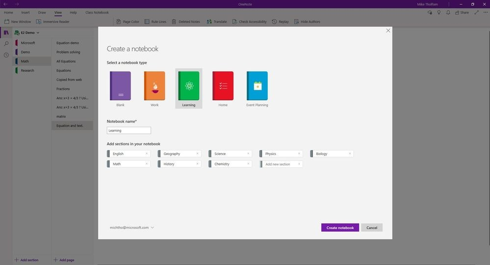 Microsoft announces new updates for OneNote and Class