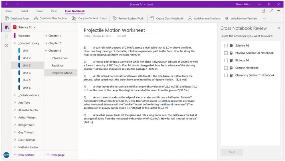 Microsoft announces new updates for OneNote and Class Notebooks