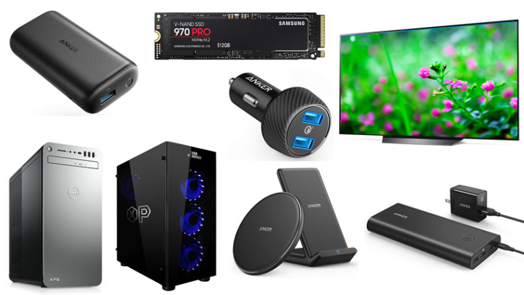 TechBargains: Up to 40% off Anker gear, 512GB Samsung 970 Pro for