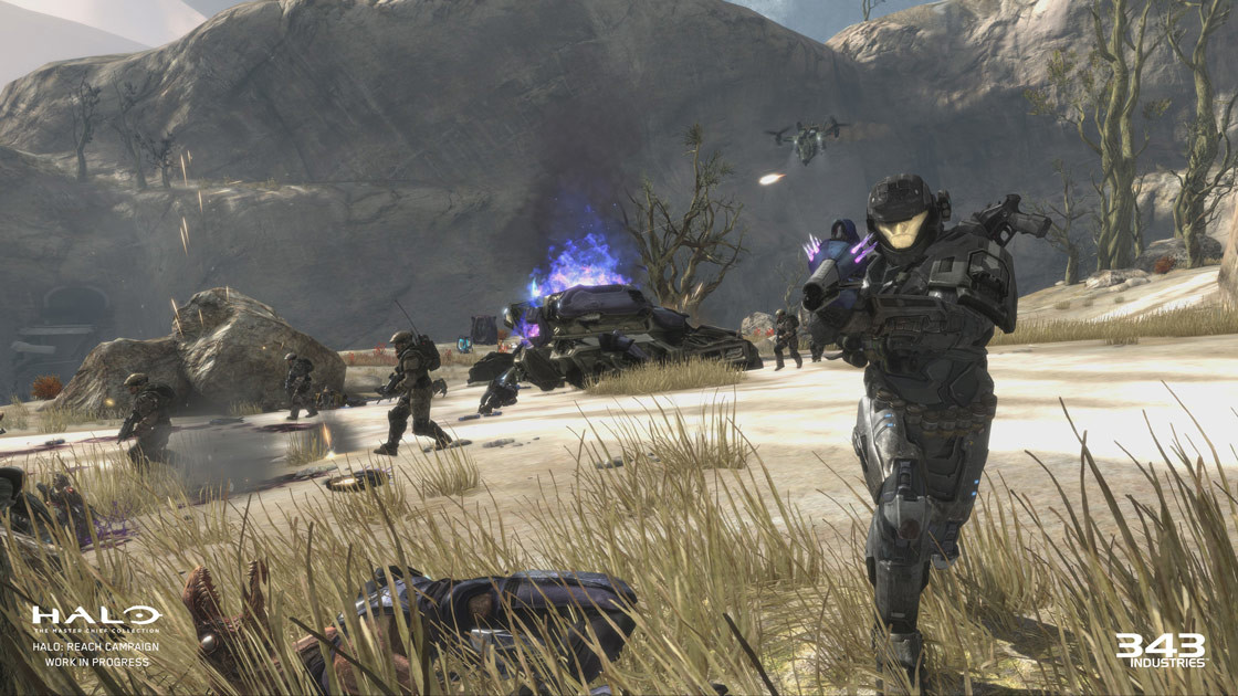 Halo The Master Chief Collection Pc Testing To Begin Next