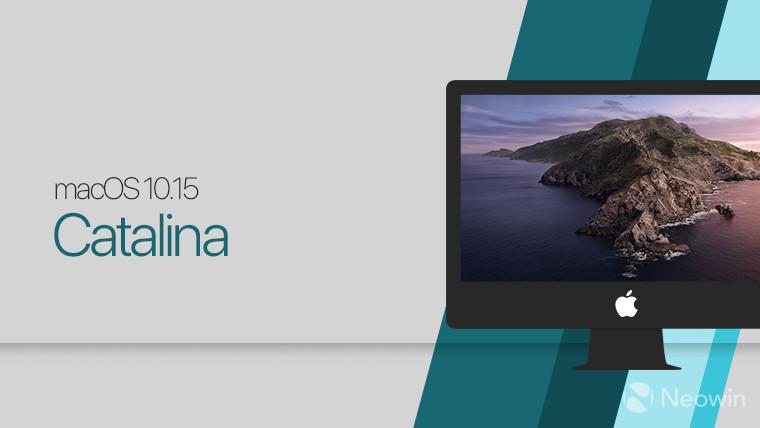 RIP iTunes: Apple releases macOS 10.15 Catalina