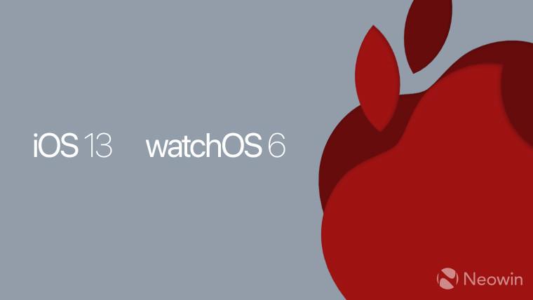 Apple يصدر iOS 13.4 و watchOS 6.2 GMs للمطورين 1