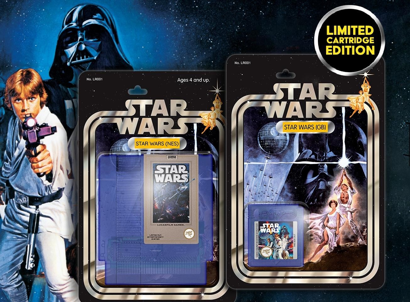 Limited Run Games to re-release Star Wars for NES and Game Boy - Neowin