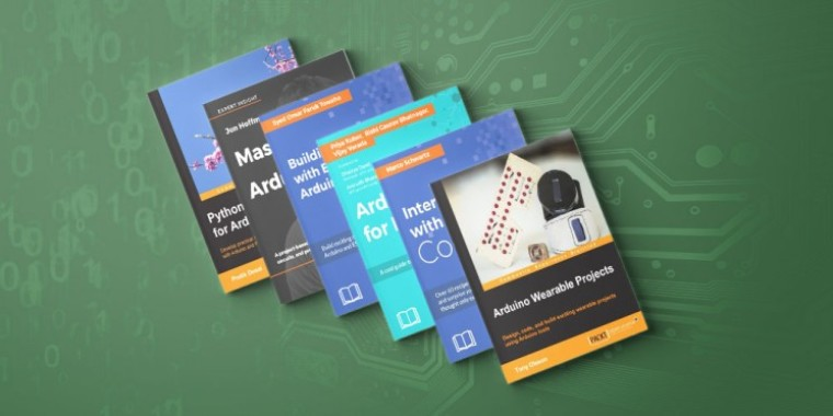 Pay What You Want For This Complete Arduino Ebook Bundle