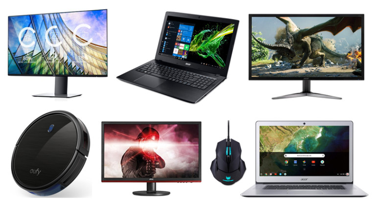Today Only: Up to 30% off Acer Laptops, Desktops, Monitors