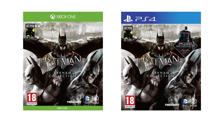 Batman Arkham Collection Steelbook Edition coming to Xbox