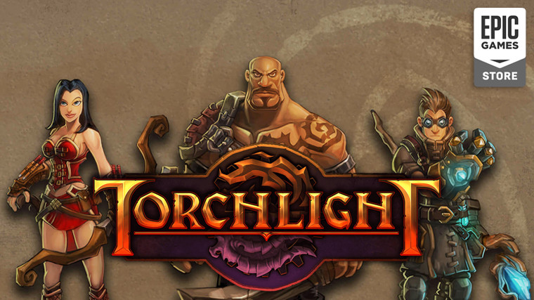 Torchlight is free to claim on the Epic Games Store for this week