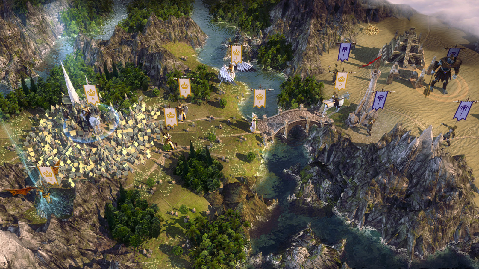Age Of Wonders Iii Is Free To Claim On Steam Neowin