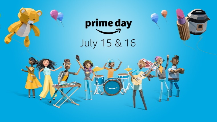 Day 2 of Amazon Prime Day has savings on the Fire TV Stick 4K for