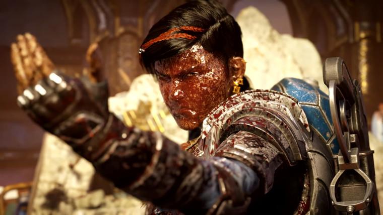 Gears 5 Versus Tech Test trailer unveils first look at new Arcade mode