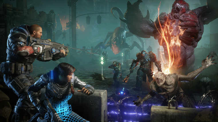 AMD Radeon 19.7.2 driver brings in support for Gears 5 Tech Test