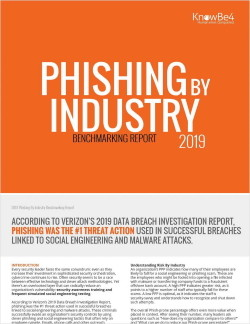 The 2019 Phishing Industry Benchmarking Report - Neowin