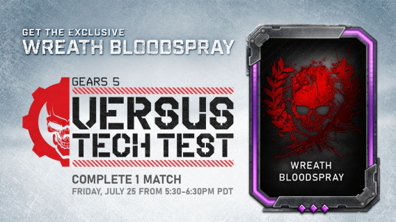 Gears 5 Versus Tech Test is now available for all Xbox Live