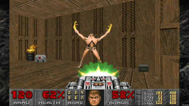 Original Doom games re-release on Xbox One, PlayStation 4