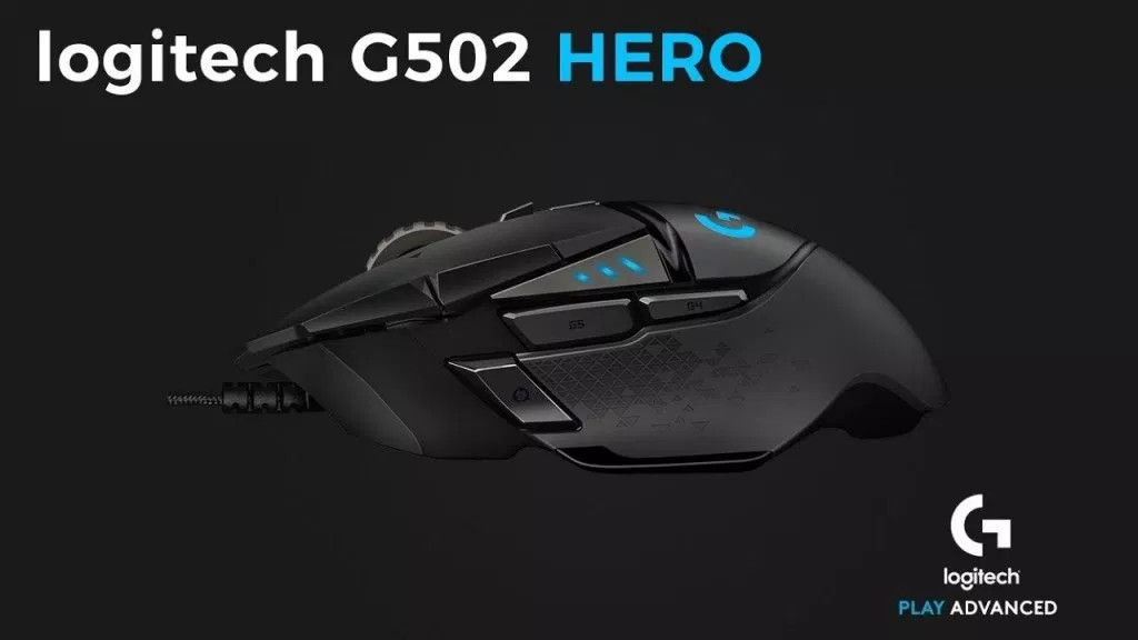 The G502 HERO High Performance Gaming Mouse is currently 34% off at