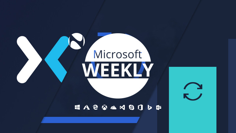 Microsoft Weekly: Mixing things up, cloud restore, and various