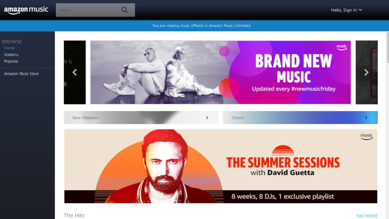 Prime Student customers can get Amazon Music Unlimited for