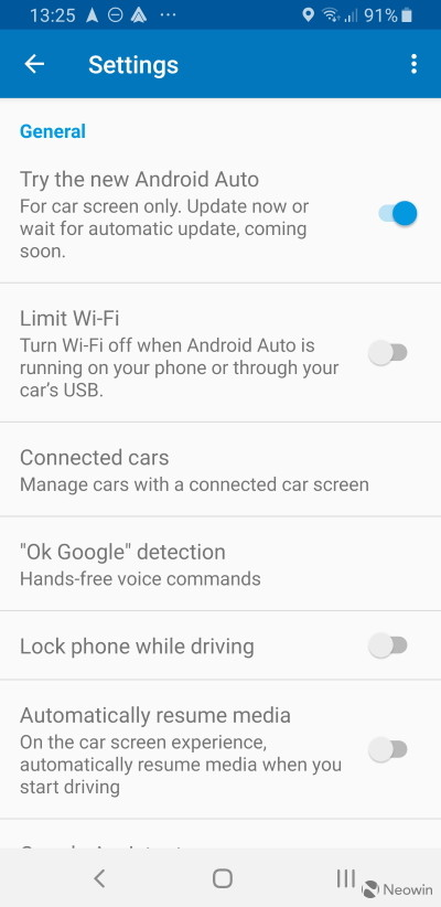 Android Auto reportedly rolling out to users right now - Neowin
