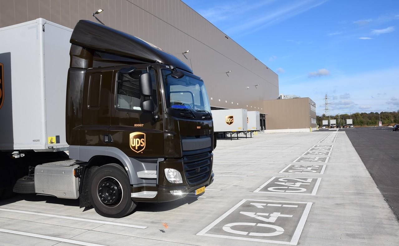 UPS is experimenting with autonomous trucks in Arizona - Neowin