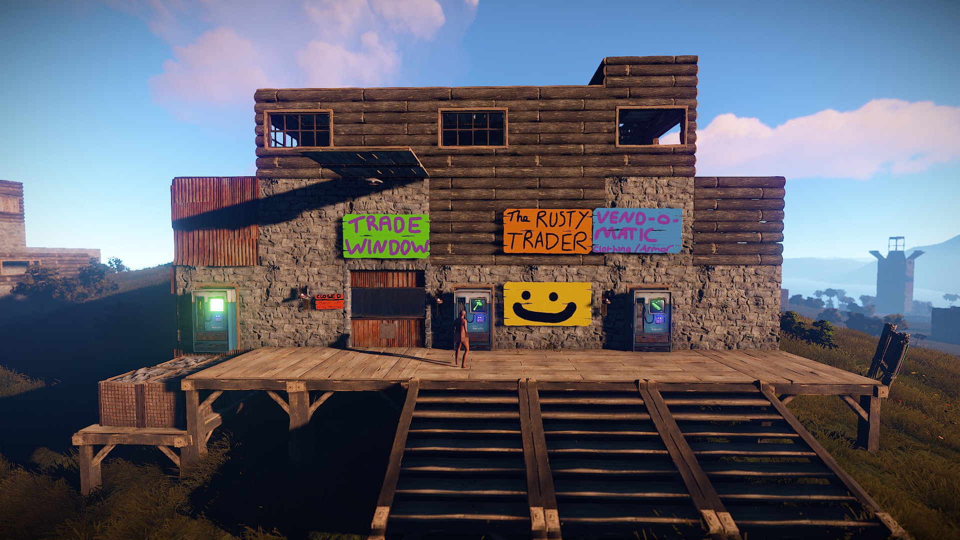 Survival Game Rust Is Axing Linux Version Offers Refunds To