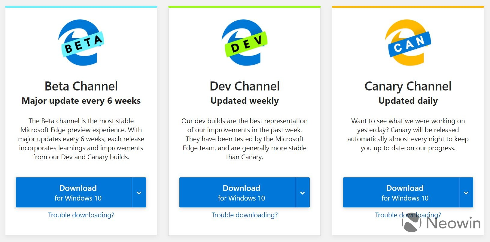 Microsoft's Chromium Edge browser is now available in the