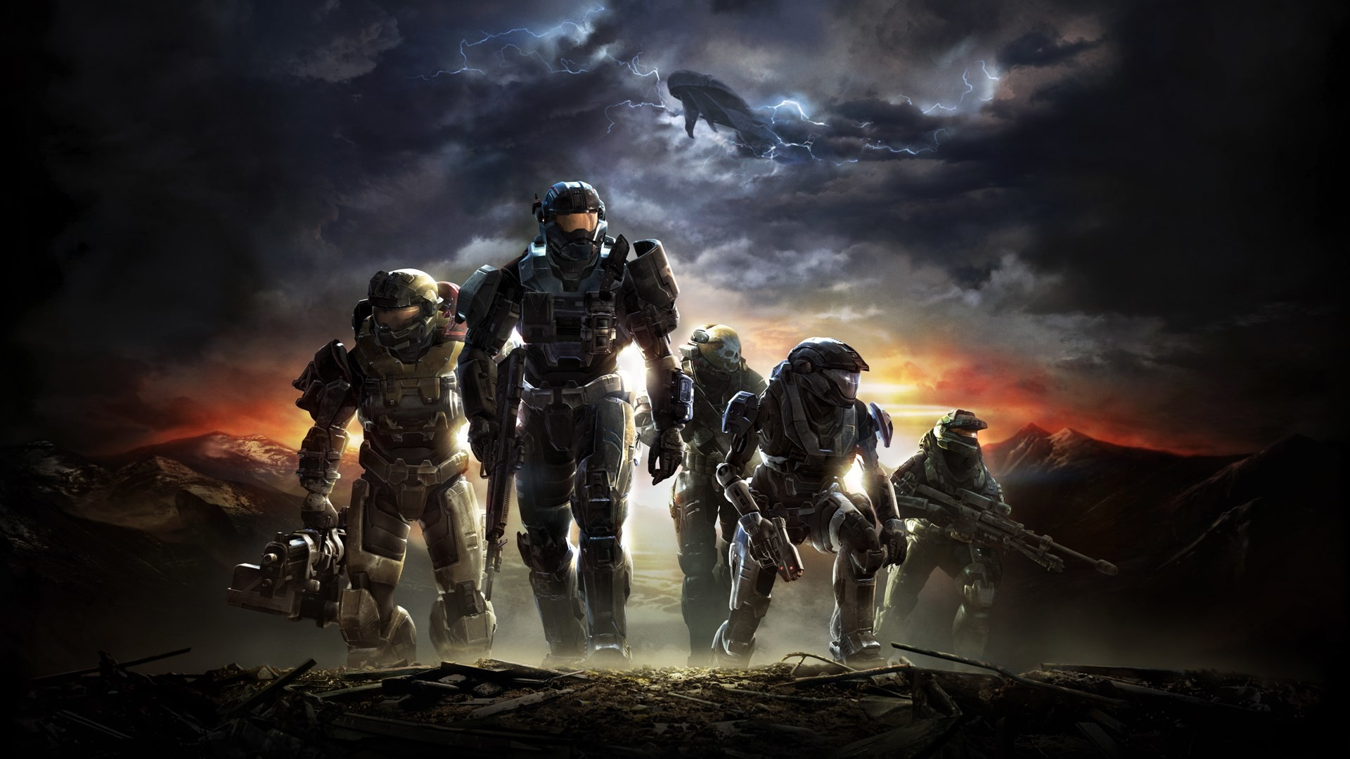 Halo: Reach PC Insider testing for Firefight now live