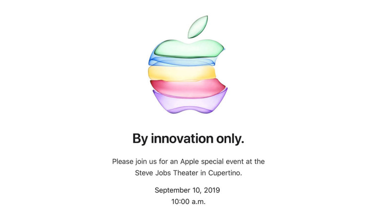 Apple's September 10 event will be live streamed on YouTube
