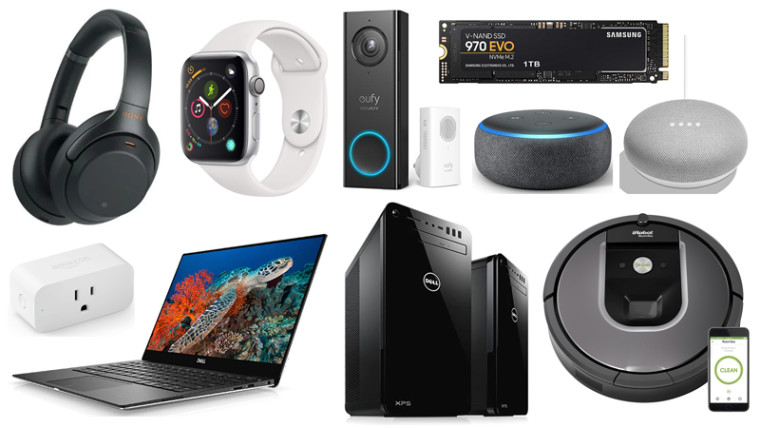 Labor Day Weekend Deals: Save on Dell PCs, Apple Devices, Amazon Smart Home and more