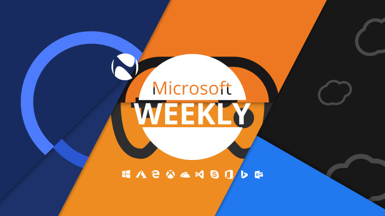 Microsoft Weekly: A split ring, golden games, and more