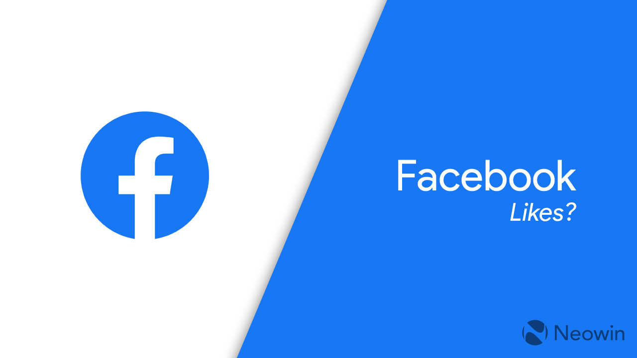 Facebook testing removal of like counts on its Android app