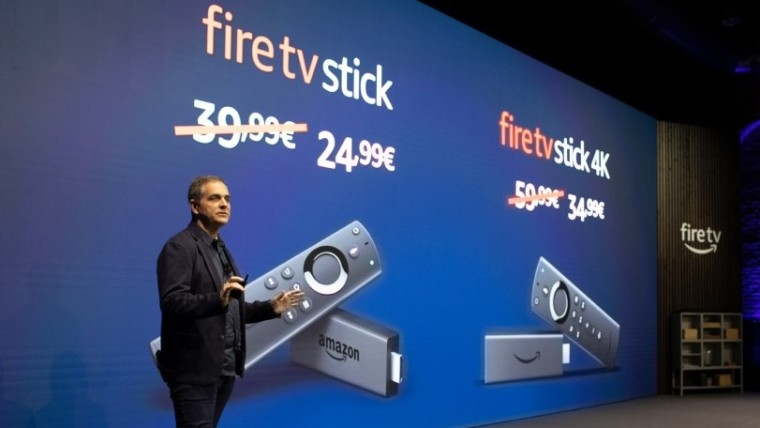Amazon announces refreshed Fire TV Cube with 4K at 60fps