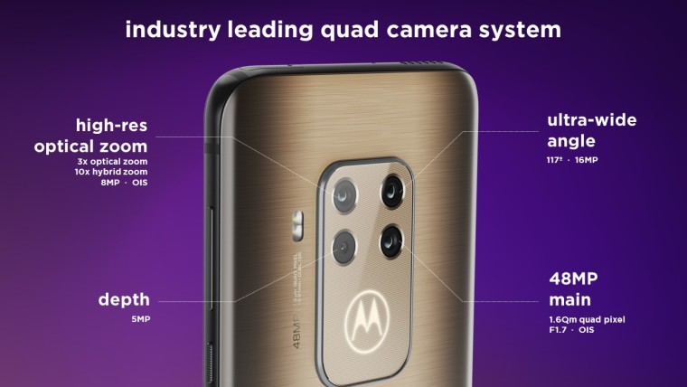 Motorola One Zoom debuts with 48MP camera and more