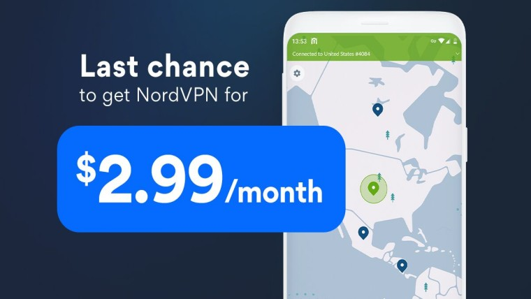 Get 3-years of NordVPN at 75% off with this discount that