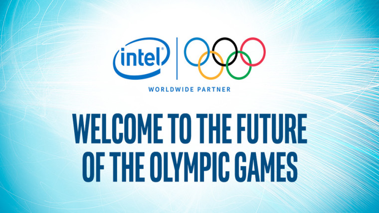 Intel partners with Olympic Games Tokyo 2020 to drive the