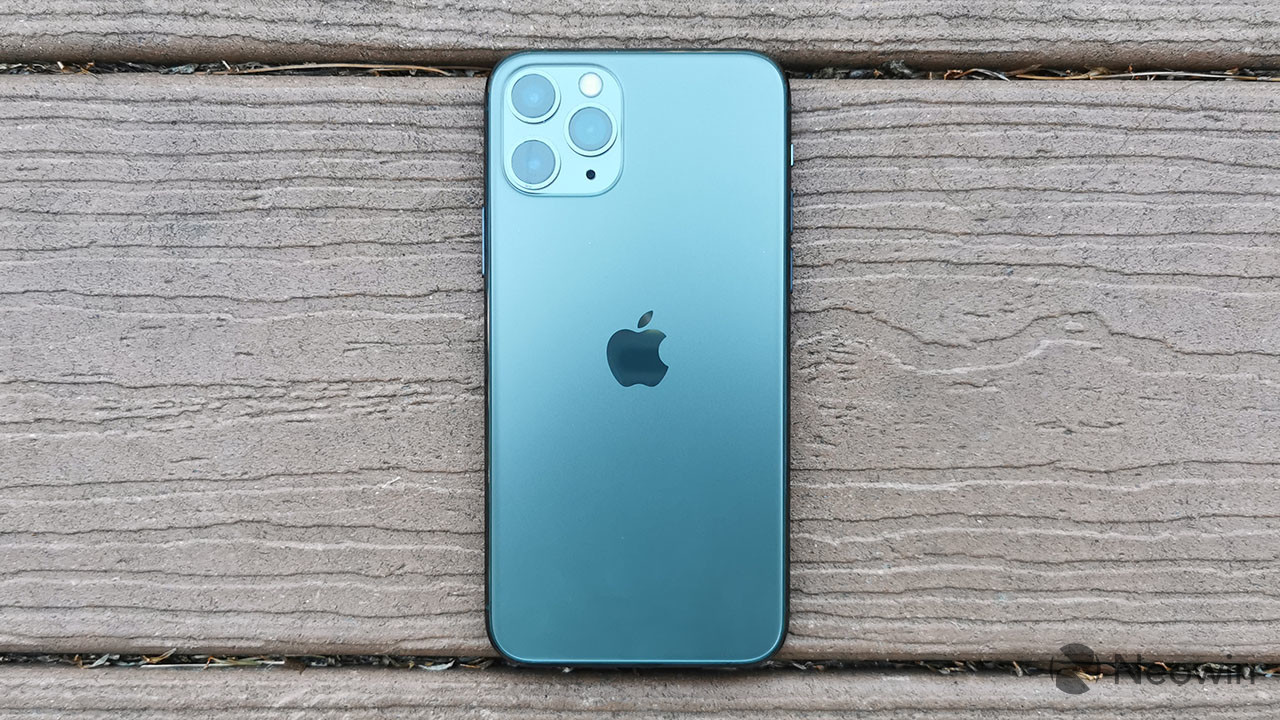 iPhone 11 Pro unboxing and first impressions , Neowin