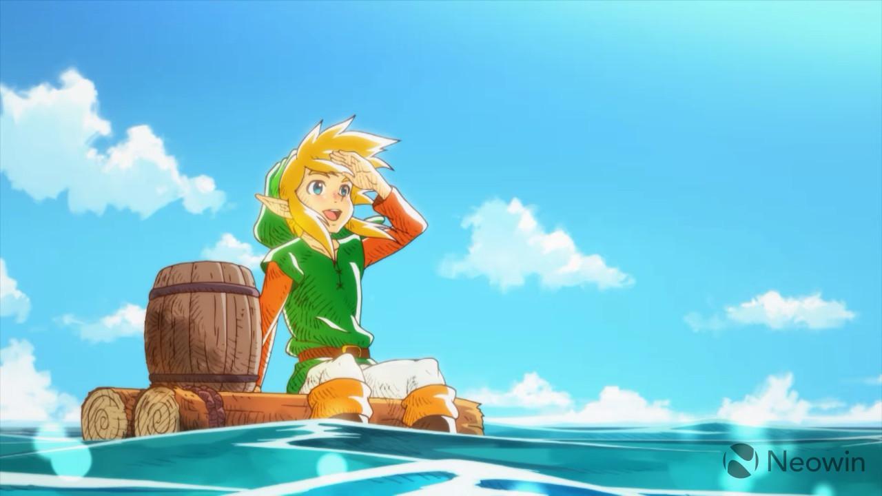 The Legend Of Zelda Link S Awakening Nintendo Switch