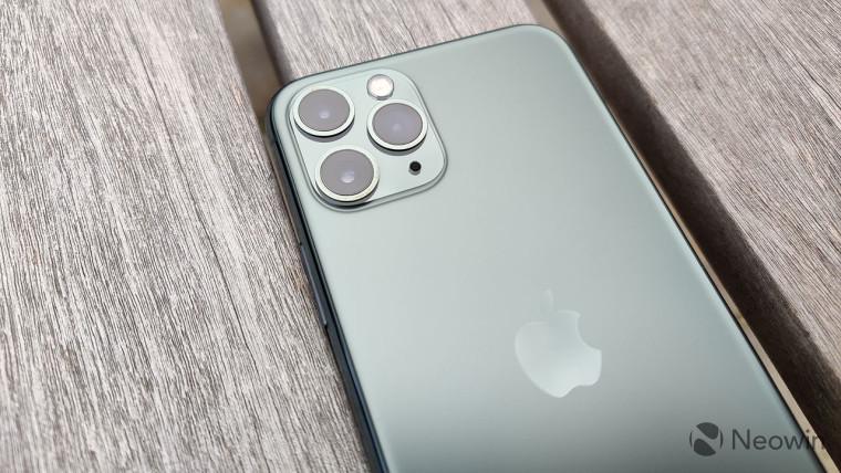 وبحسب ما ورد سيأتي جهاز iPhone 12 Pro مزودًا بمستشعر لوقت الرحلة الخلفي (ToF) 1