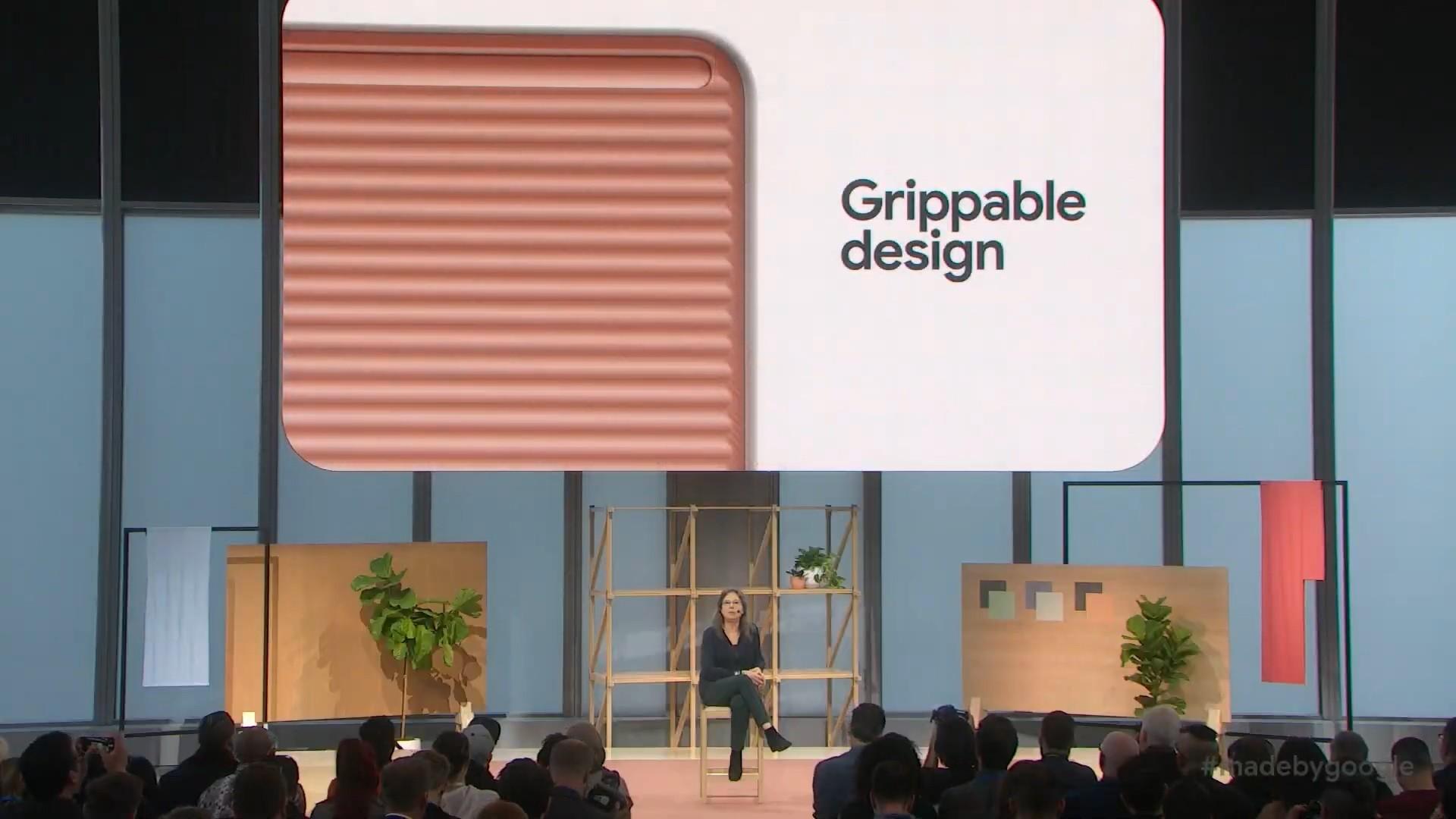 Grippable design