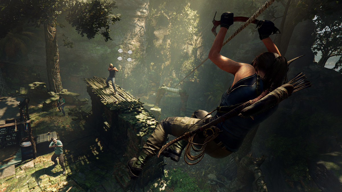 Shadow Of The Tomb Raider Definitive Edition Announced For