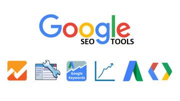 google seo tools logo