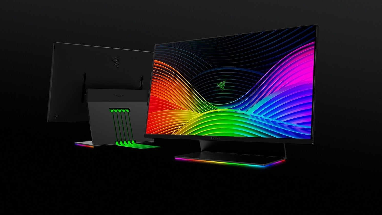 Razer introduces the 27-inch Raptor, its first gaming monitor
