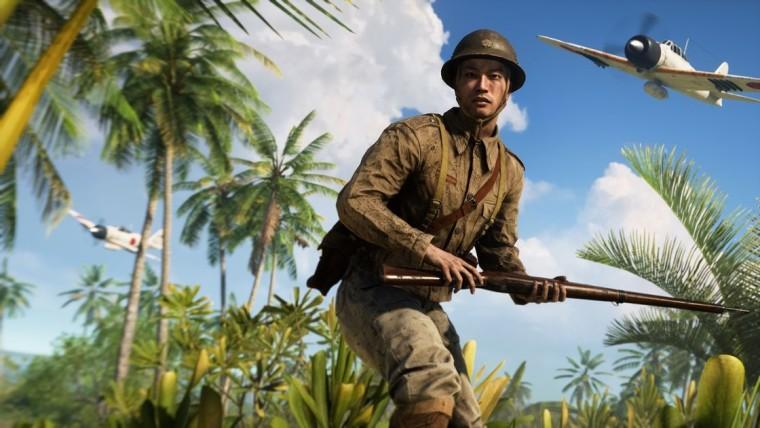 Battlefield V promotional screenshot