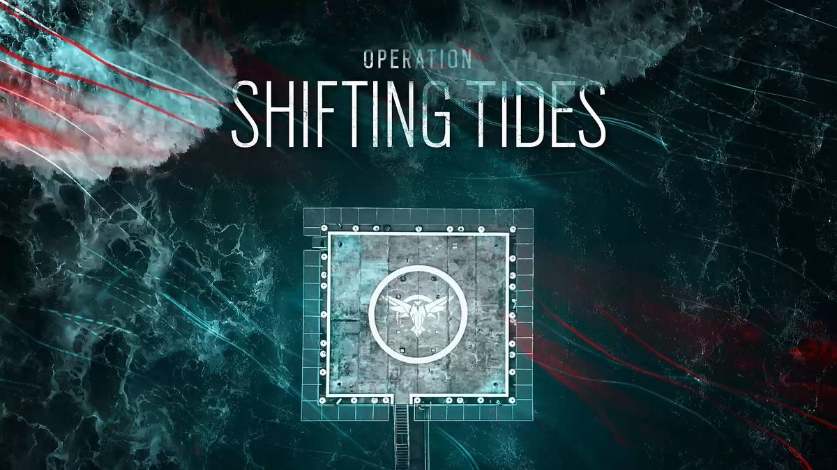 Rainbow Six Siege Operation Shifting Tides Operators And Map