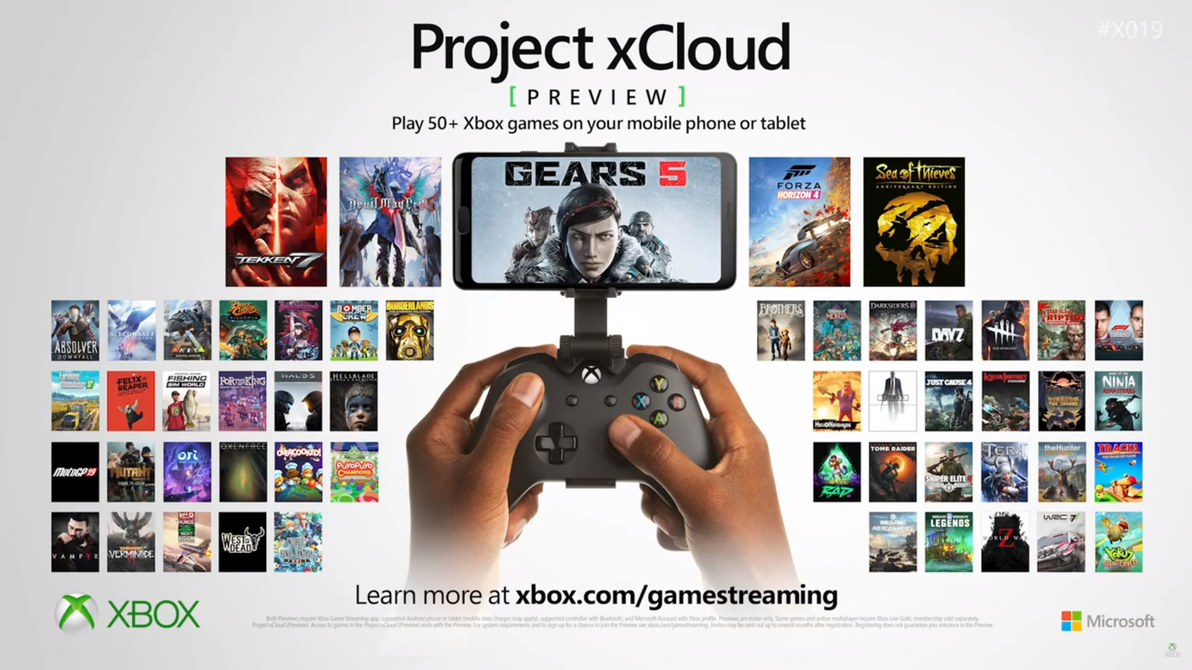 All Games Coming Out In 2020.Microsoft S Project Xcloud Now Has Over 50 Games Coming To