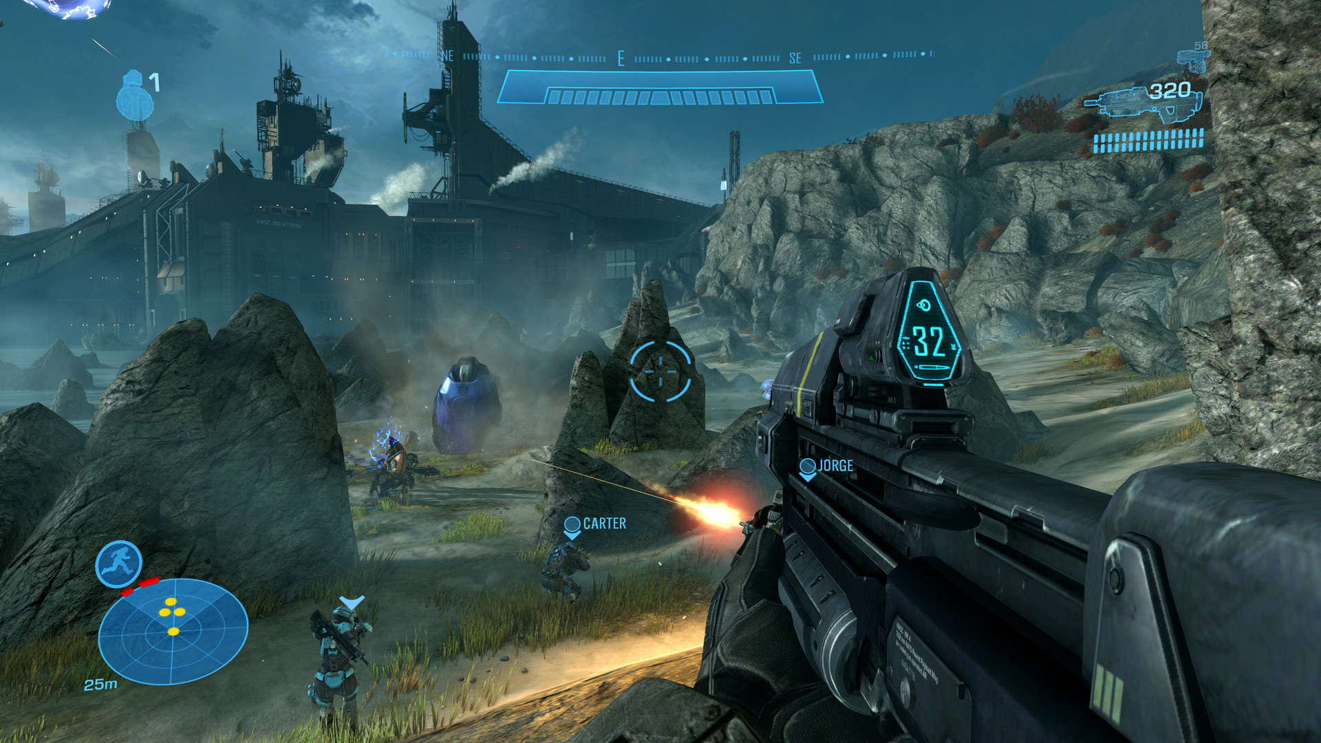 Halo Reach Is Now Available On Pc And Xbox One Neowin
