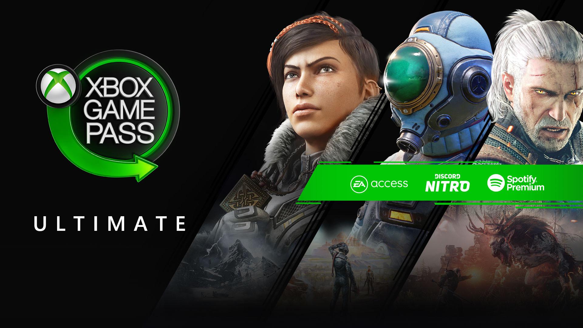 Gamepass Ultimate
