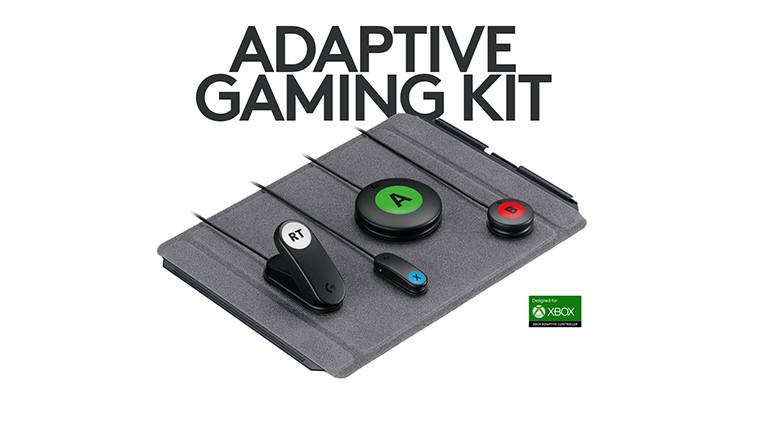 「Logitech G Adaptive Gaming Kit」の画像検索結果